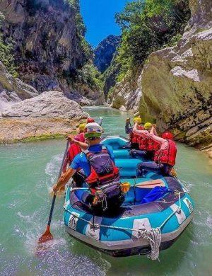 activities rafting